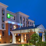 Holiday Inn: Hillside