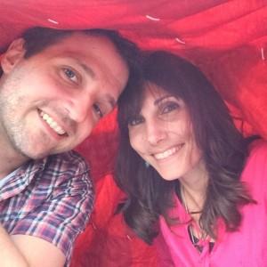 Matt and Sarah at Ravinia