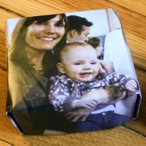 Luke K and Sarah Somers (origami box)